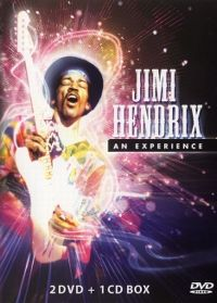 Cover Jimi Hendrix - An Experience [DVD]